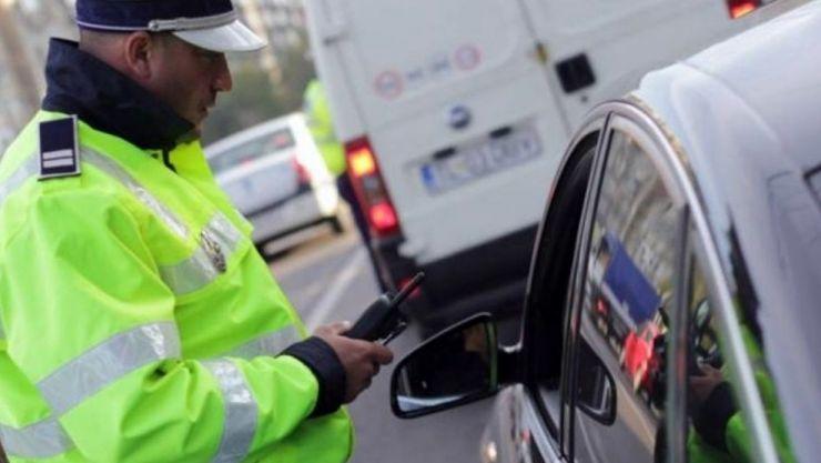 Sucevean amendat de polițiști în Sanislău