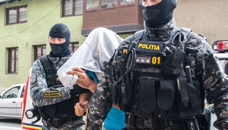 Sătmărean căutat de polițişti, prins în Cluj