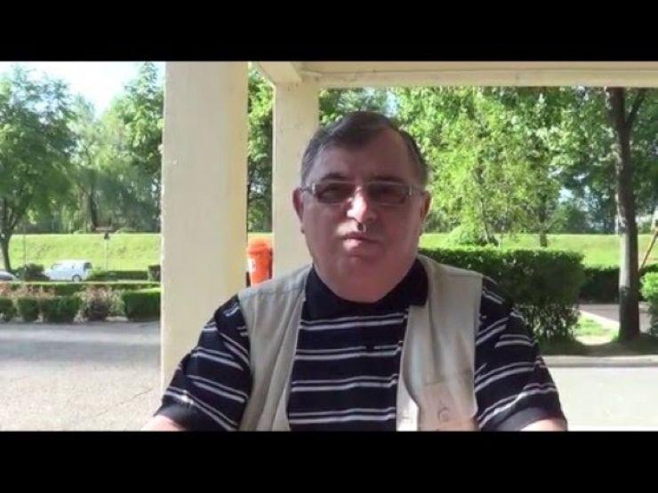 Eugen Chiorean candidează pentru Consiliul Local Satu Mare