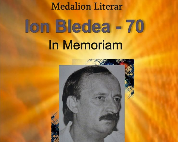 Medalion literar - In memoriam Ion Bledea