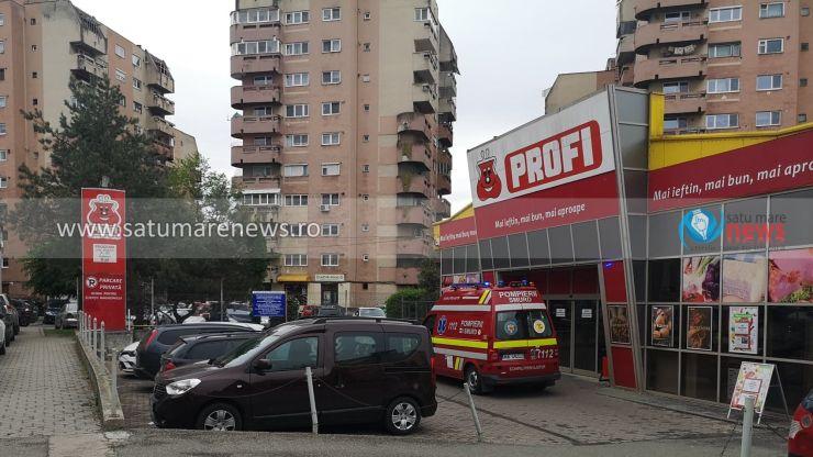 Intervenție a pompierilor SMURD! Unei persoane i s-a făcut rău