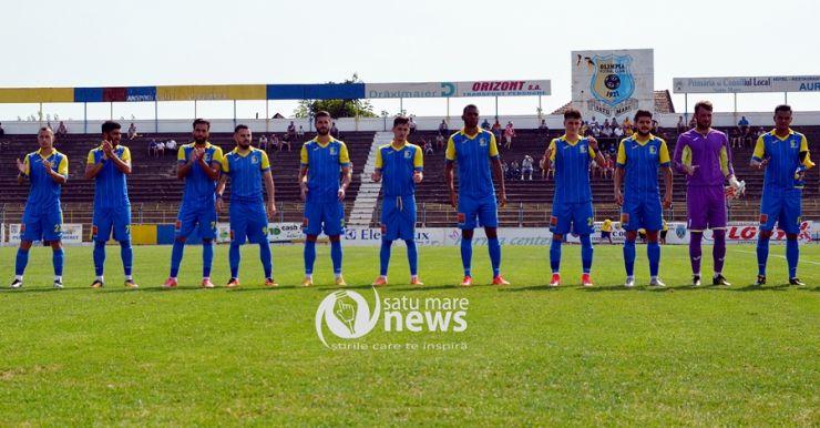 Liga 2 | Olimpia, egal acasă cu Academica Clinceni