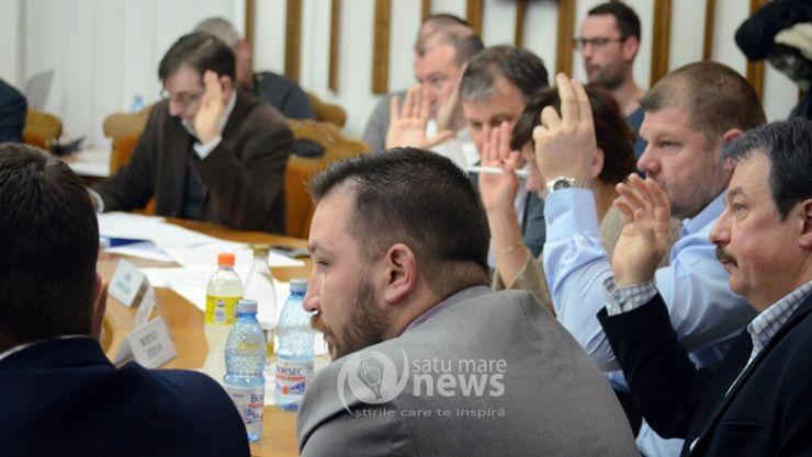 """Factura la salubrizare a crescut, după ce consilierii UDMR și PNL au votat """"pentru"""""""