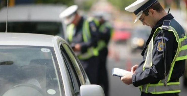 Cât de mult respectă sătmărenii regulile de circulație? Polițiștii au aplicat zeci de amenzi într-o singură zi