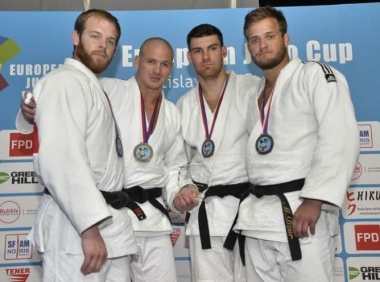 Lorand Samel a câștigat medalia de bronz la Cupa Europei din Slovacia
