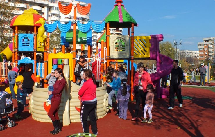 Primăria amenajează un mic orășel al copiilor, de Zilele Orașului Satu Mare 2018