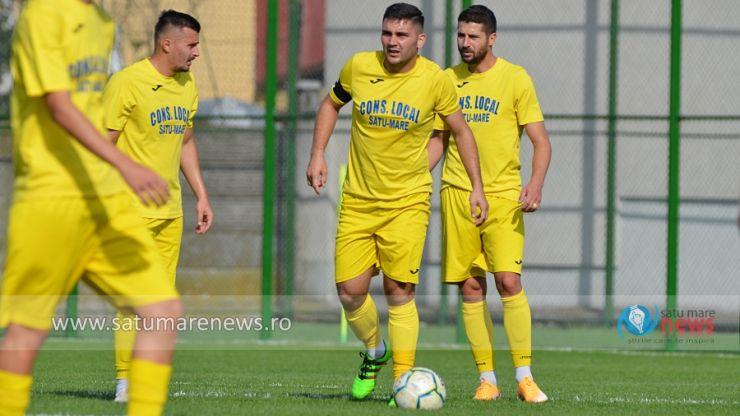 Liga 3 | Meciul dintre CAO Oradea și CSM Satu Mare s-a amânat