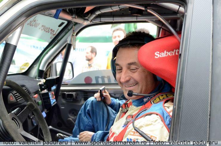 """Echipajul sătmărean Dr. Nissan Rally participă la trofeul """"Corneliu Tit"""""""