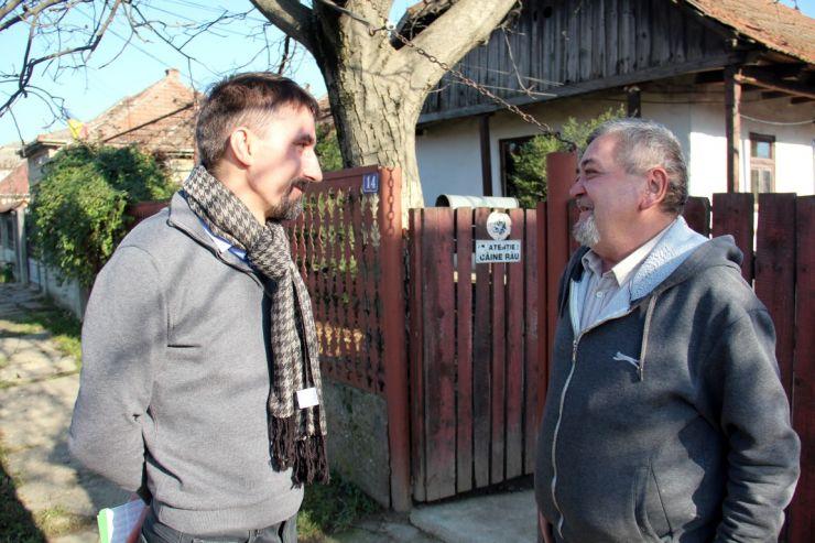 Turos Lóránd: cele mai importante sunt contactele personale cu alegătorii