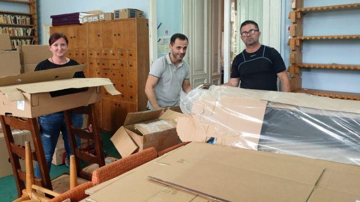 Biblioteca Județeană invită sătmărenii să împrumute cât mai multe cărți