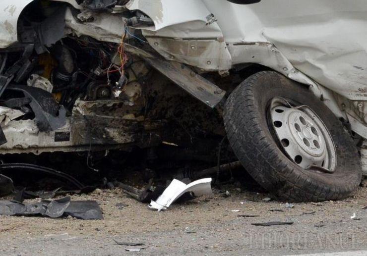 Accident cu doi morți pe DN 19 Satu Mare-Oradea