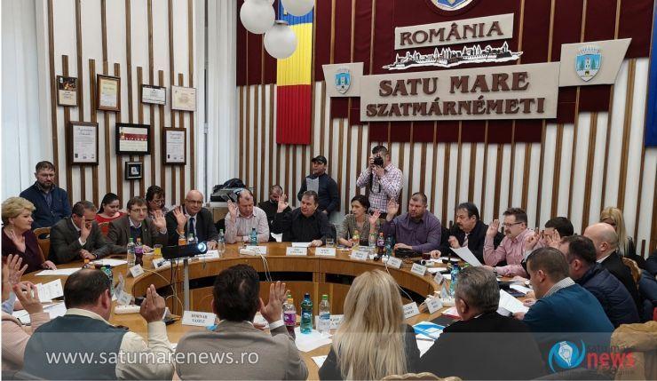 Şedinţă ordinară, la Consiliul Local. Ce proiecte sunt pe ordinea de zi