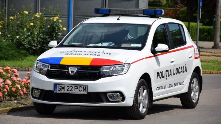 Prins cu droguri în centrul municipiului Satu Mare