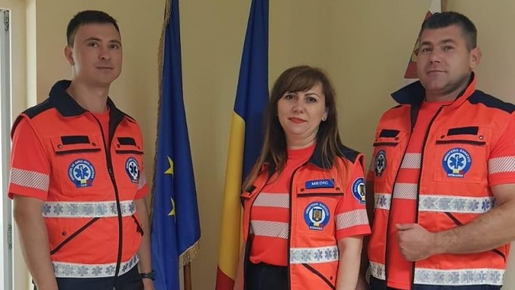 Un echipaj medical de urgență va reprezenta județul Satu Mare la un concurs internațional din Ucraina
