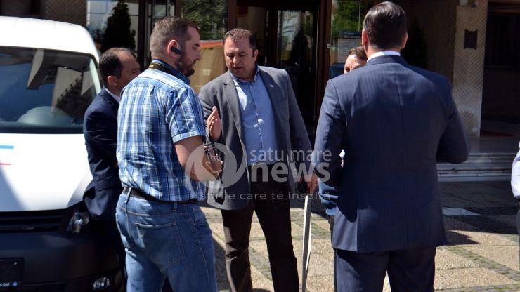 """Ștef, acuzat de primarul comunei Odoreu că """"s-a străduit"""" să-i depuncteze comuna"""