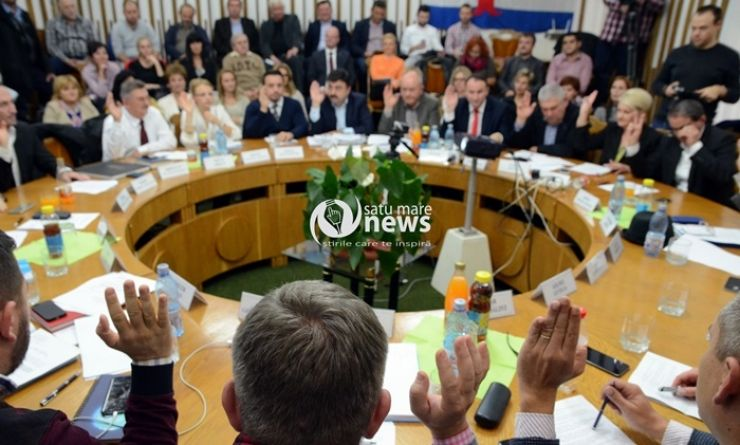 Consilierul local UDMR Butka Gergo demisionează din funcție. Un reprezentant FDG îi va lua locul