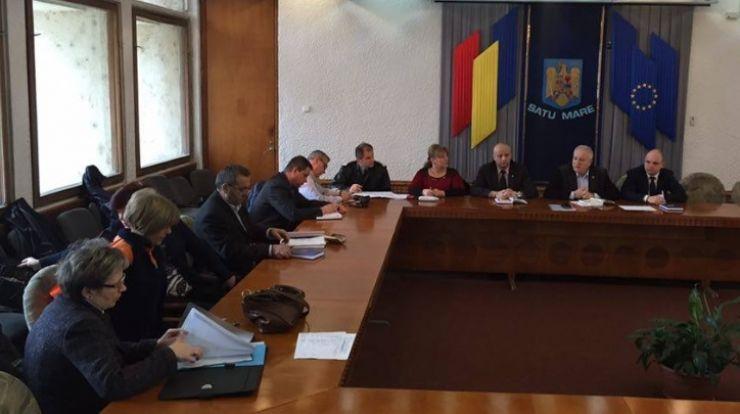 Autoritățile sătmărene, în alertă din cauza epidemiei de gripă porcină din Ucraina