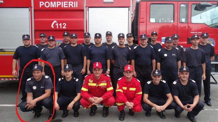 Erou în timpul liber | Un pompier a salvat viața unei femei