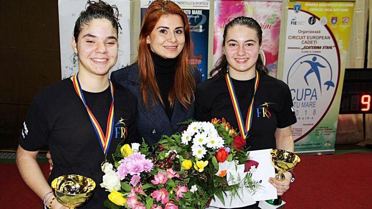 "Alina Poloziuk (Ucraina) a câștigat Cupa Satu Mare – Memorial ""Ecaterina Stahl"