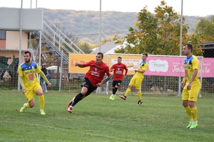 Liga 2 | Olimpia, învinsă în deplasare de Știința Miroslava