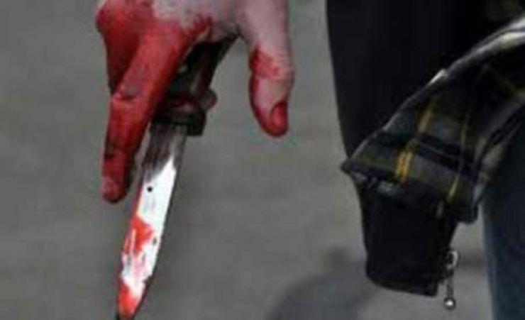 Bărbat înjunghiat în plină stradă