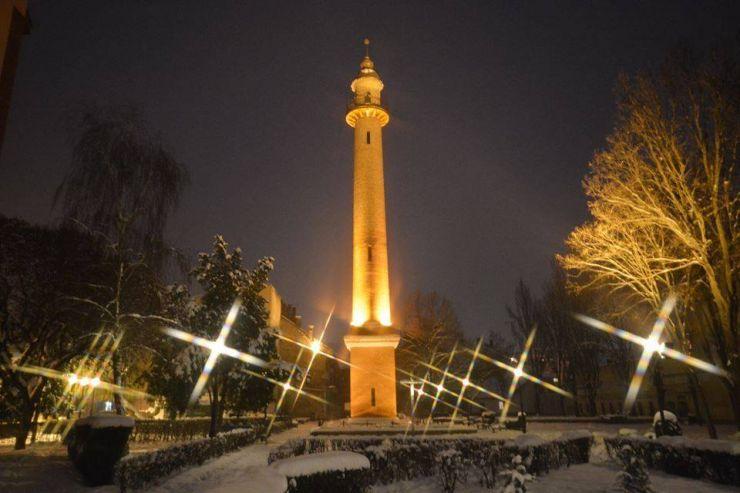 """Turnul Pompierilor trece în administrarea Centrului Cultural """"G.M. Zamfirescu"""""""