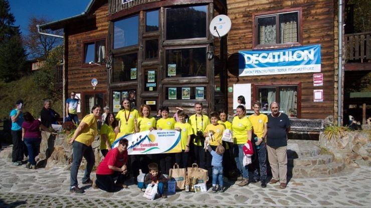 Cutezătorii Munților au cucerit Cupa Prieteniei organizată de Nordic Club Sibiu