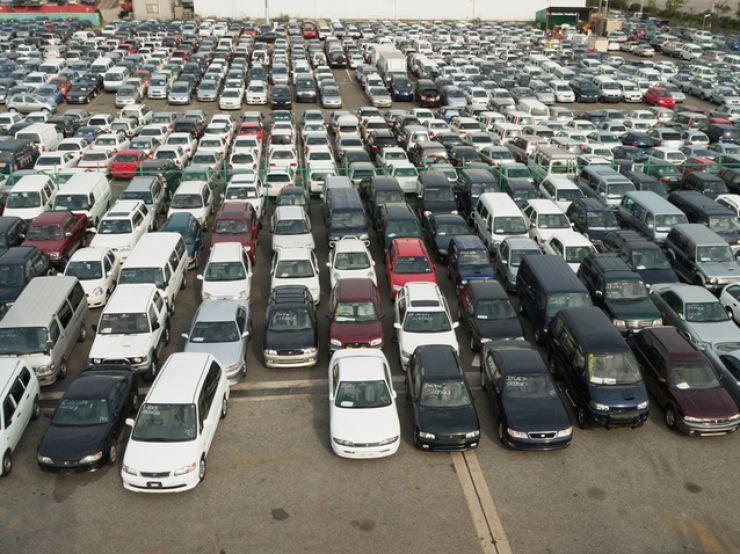 Aproape 9.000 de mașini, înmatriculate de la începutul anului