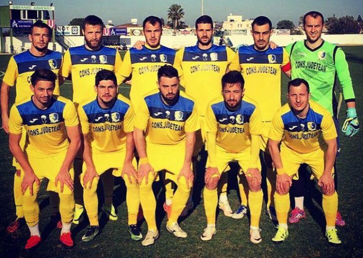 Al treilea egal pentru Olimpia în cantonamentul din Cipru
