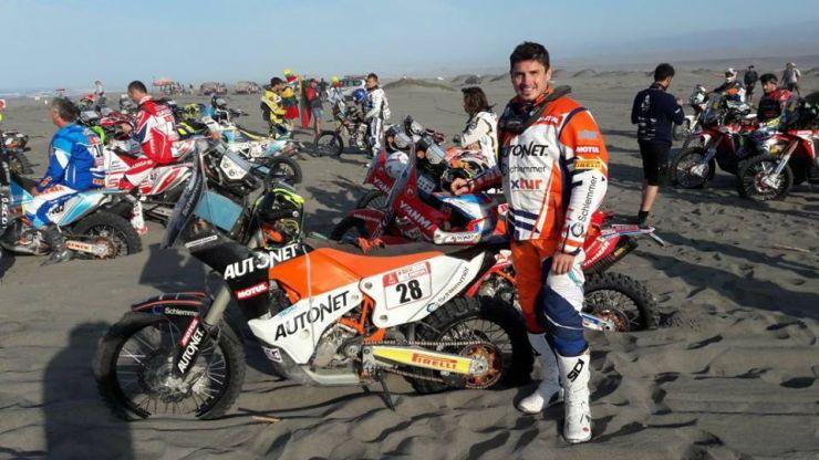 Dakar 2018 | Emanuel Gyenes, locul 38 în etapa a cincea