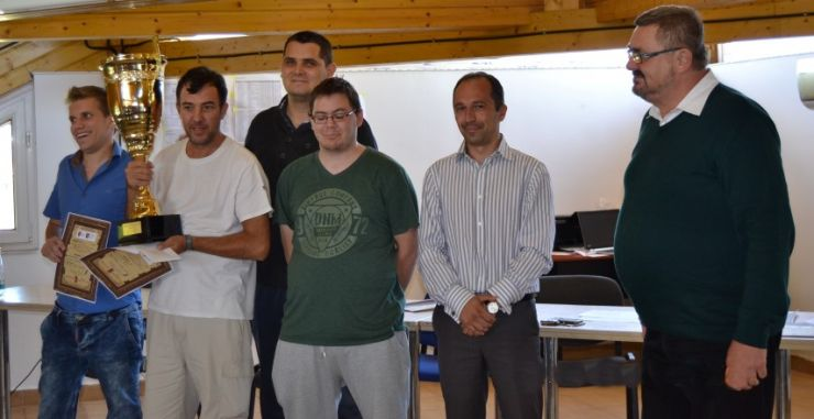 Șah. Dan Bogdan a câștigat Cupa Orașului Tășnad