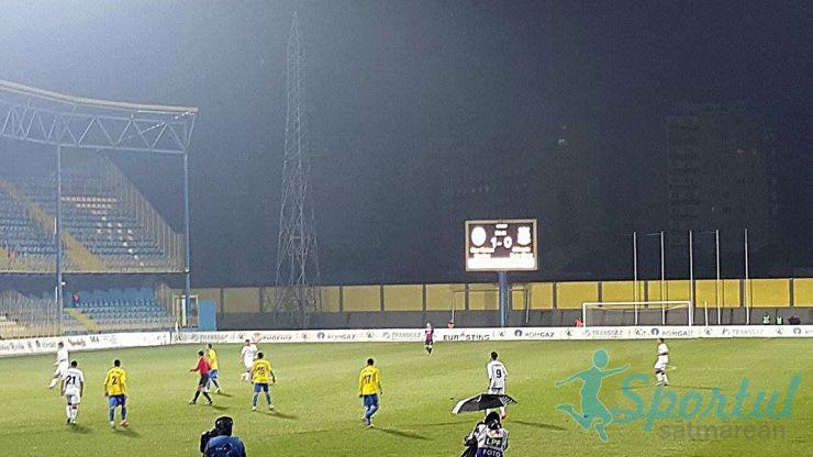 Liga 2. Olimpia a pierdut primul meci oficial din acest an
