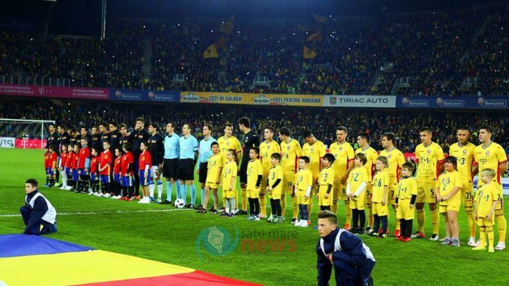 Echipa națională, susținută de zeci de sătmăreni, pe Cluj Arena
