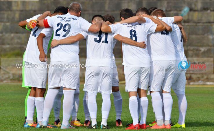 Liga 3 | Unirea Tășnad, egal cu Sănătatea Cluj
