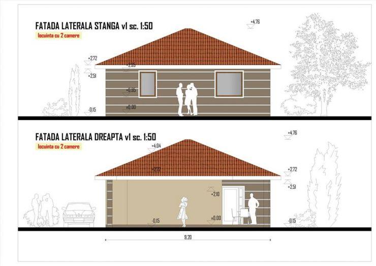20 de case ANL prin credit ipotecar vor fi construite la Ardud