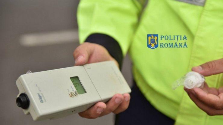 Trei infracțiuni rutiere constatate în flagrant de polițiști