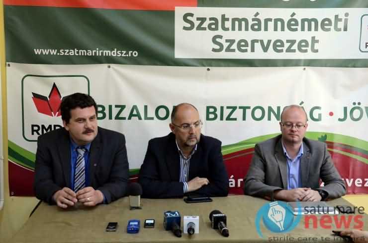 Kereskenyi și Masculic își doresc să candideze pentru funcția de primar al municipiului Satu Mare