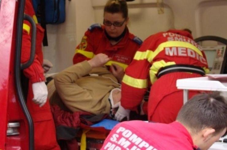 UPDATE Accident cu două victime, la Mujdeni