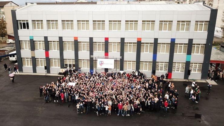 Școala Gimnazială nr. 3 din Negrești-Oaș, una dintre cele mai moderne instituții de învățământ din județ