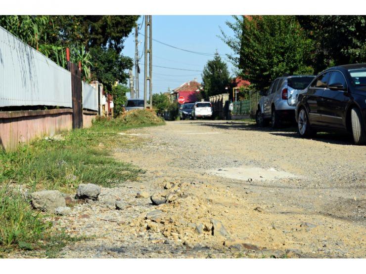 Azi încep lucrările pentru schimbarea rețelelor de apă și canalizare pe strada Lunca Sighet