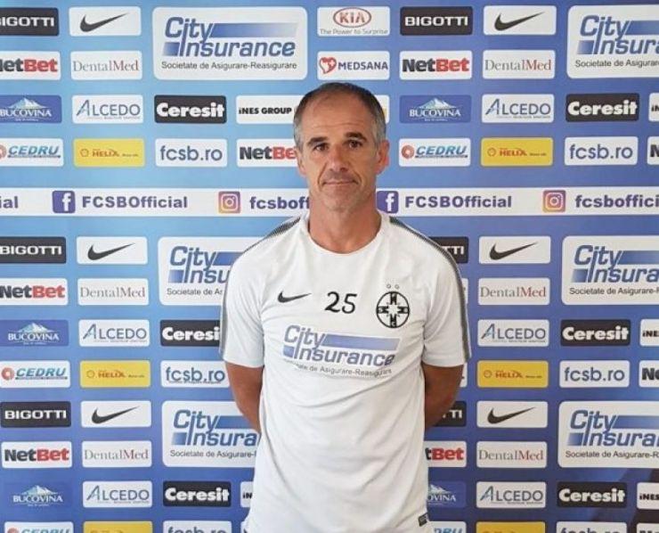 Liga 3 | Dacian Nastai va antrena Sportul Șimleul Silvaniei