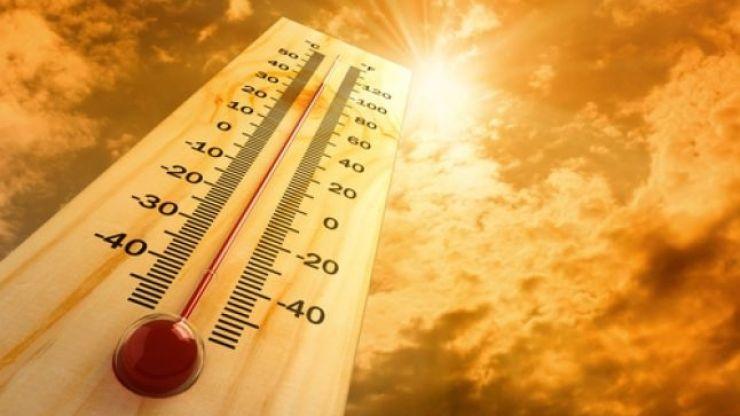 Val de căldură și disconfort termic în județul Satu Mare