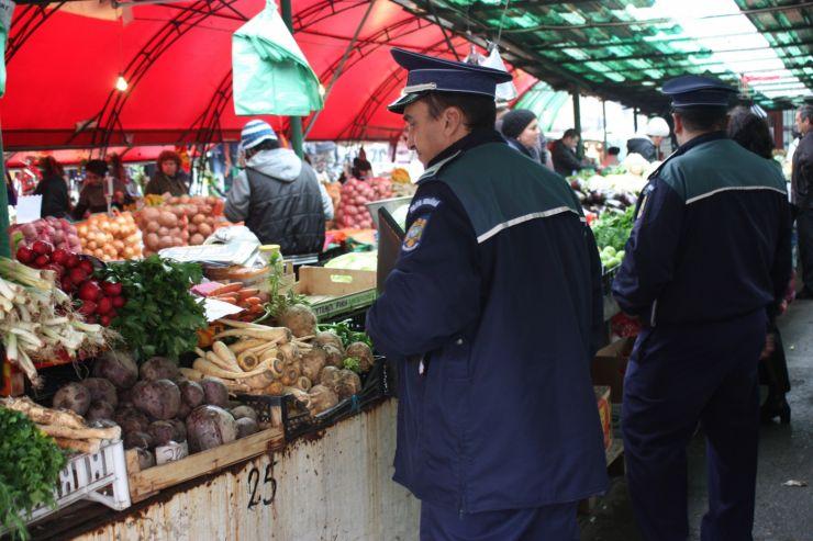 Razii de amploare în piețele din Satu Mare
