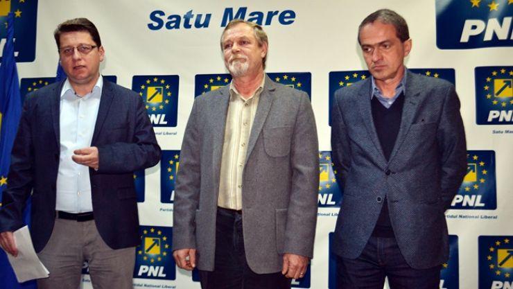 Candidații PNL Satu Mare îndeamnă sătmărenii să iasă la vot