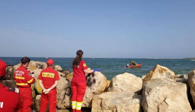 Un tânăr (19 ani) din Satu Mare s-a înecat la Costinești