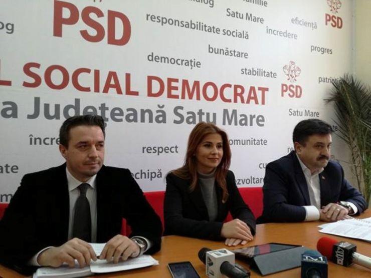 Consilierii PSD doresc finalizarea Planului Urbanistic General Satu Mare