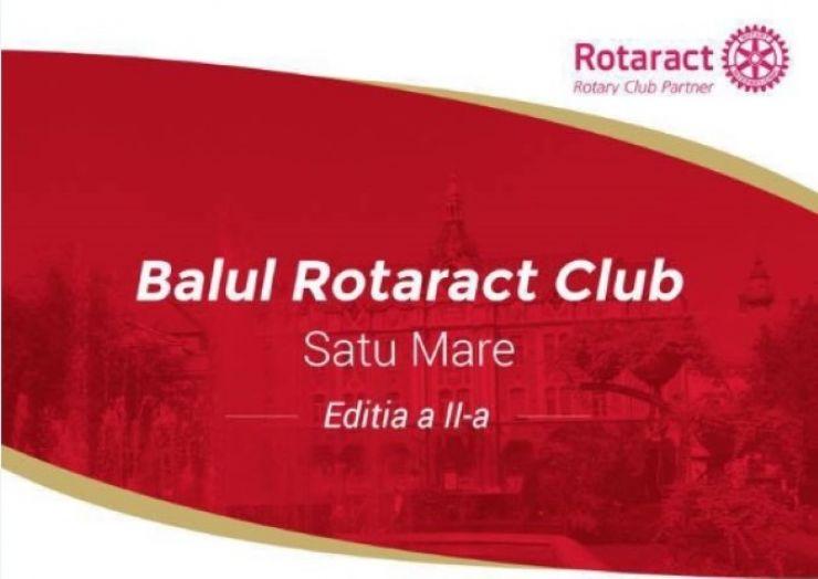Ediție aniversară a Balului Rotaract Club Satu Mare
