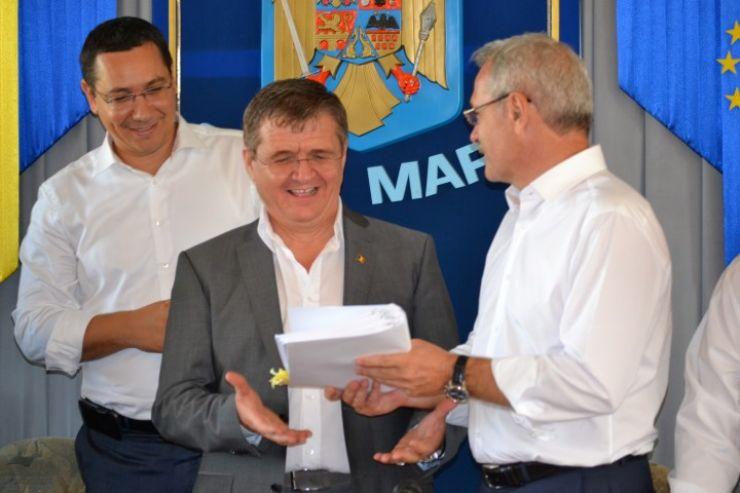Victor Ponta, audiat la DNA Oradea în dosarul lui Mircea Govor