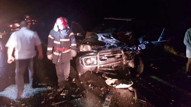 Șoferița care a provocat accidentul grav din Ciuperceni era beată