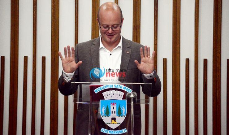În prag de campanie electorală, primarul Kereskenyi promite reducerea impozitelor la Satu Mare